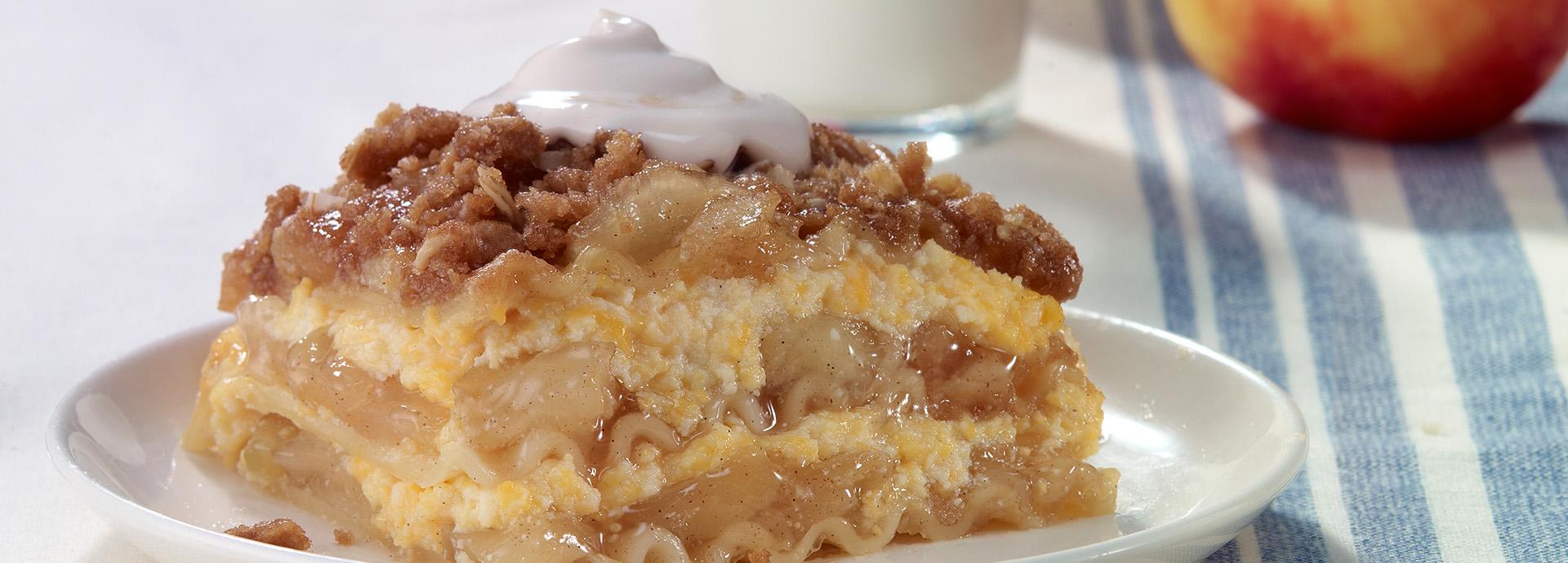 Skinner 174 Apple Crisp Dessert