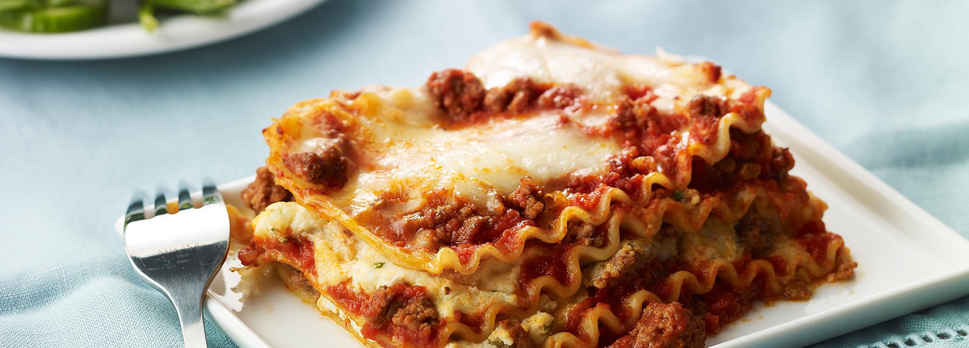 Skinner 174 Easy Lasagna