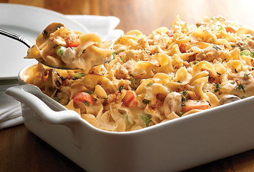 Skinner 174 Creamy Chicken Noodle Casserole