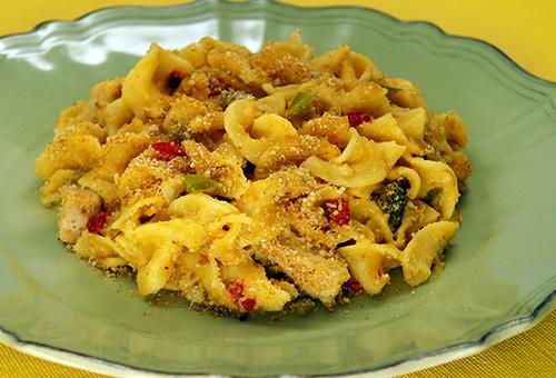 Skinner 174 Hearty Chicken Noodle Casserole