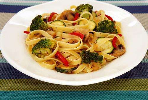 Skinner 174 Pasta And Vegetable Toss