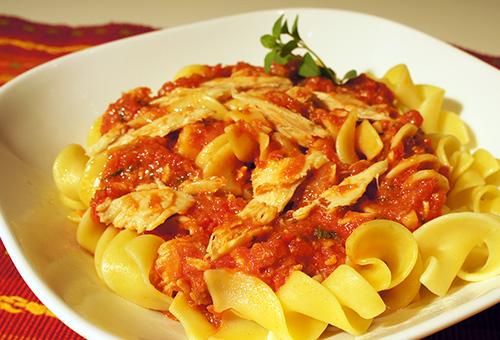 Skinner 174 Tuna Noodle Toss