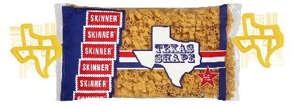 Skinner Texas Pasta Shape