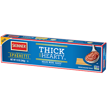Thick and Hearty Spaghetti